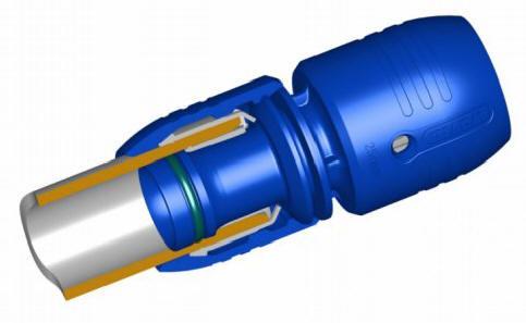 Ogromnie Połączenia wciskowe rur - Instalacje sanitarne - projektowanie JH84